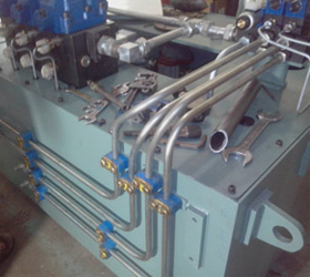 Hydraulic Piping Projects